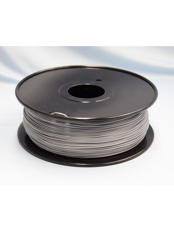 1.75mm ABS Filament with Spool - Grey - 1kg
