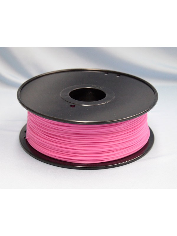 1.75mm PLA Filament with Spool - Pink - 1kg