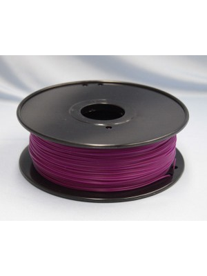 1.75mm PLA Filament with Spool - Purple - 1kg