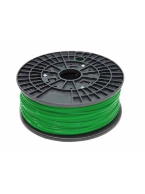 1.75mm ABS Filament with Spool - Green - 1kg
