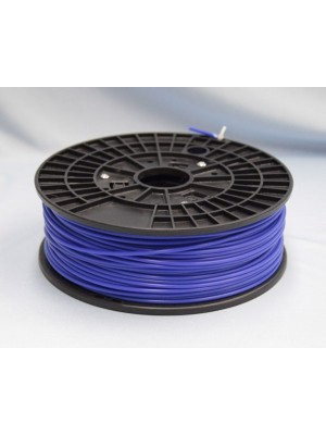 3.0mm ABS Filament with Spool - Blue - 1kg