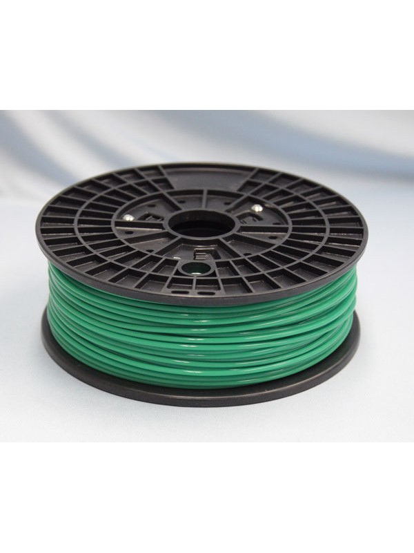 3.0mm ABS Filament with Spool - Green - 1kg