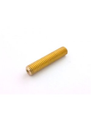 M6 Brass Barrel 1.75mm x 30mm