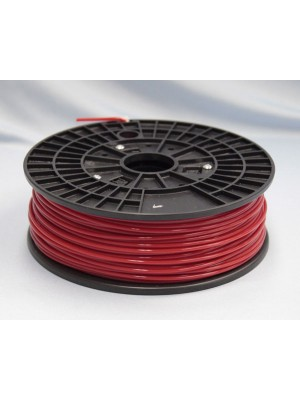 3.0mm ABS Filament with Spool - Red - 1kg