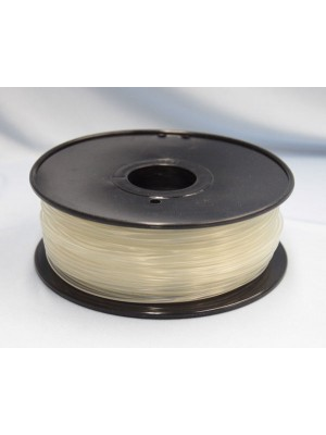 3.0mm ABS Filament with Spool - Trans- 1kg