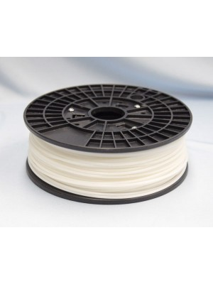 3.0mm ABS Filament with Spool - White - 1kg