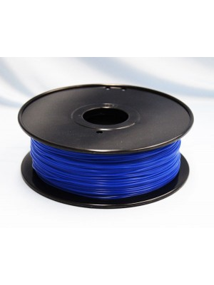 1.75mm PLA Filament with Spool - FLUO-Blue - 1kg